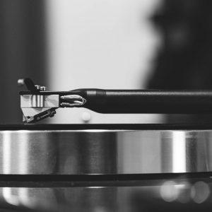 Lemezjátszó hangszedő