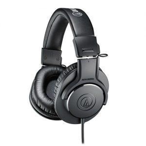 audio-technica-professzinalis-monitor-fejhallgato-ATH-M20x
