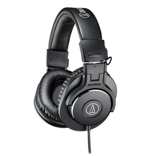audio-technica-professzionalis-monitor-fejhallgato-ATH-M30X